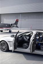 iPhone壁紙のプレビュー ジャガースーパーカー、飛行機