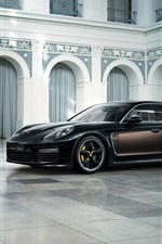 2015 Porsche Turbo S luxury car