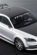 Audi TT Ultra quattro concept car