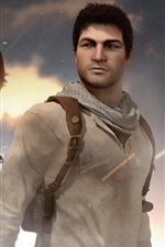 Nathan Drake, Uncharted, Tomb Raider, Lara Croft