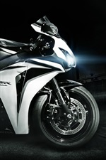 Preview iPhone wallpaper Honda CBR motorcycle