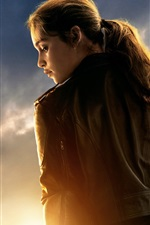 Terminator: Genisys 2015, Emilia Clarke, Sarah Connor