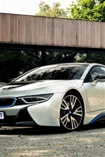 2015 BMW i8 ZA-spec car