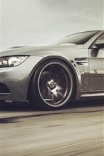 BMW M3 E92 335i car speed