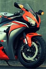iPhone fondos de pantalla Honda CBR 1000 motocicleta