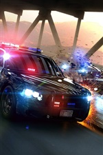 Preview iPhone wallpaper Need For Speed: Most Wanted, game HD