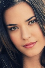 Preview iPhone wallpaper Odette Annable 02