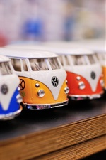 Preview iPhone wallpaper Toys, cars, volkswagen