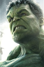 Preview iPhone wallpaper Hulk, Avengers: Age of Ultron