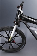 미리보기 iPhone 배경 화면 아우디 전자 자전거