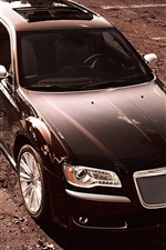 Preview iPhone wallpaper Chrysler 300 Luxury car