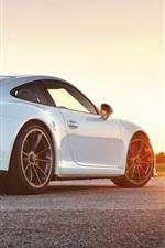2014 Porsche 911 GT3 Великобритании спецификации суперкар