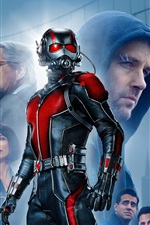Preview iPhone wallpaper Ant-Man 2015