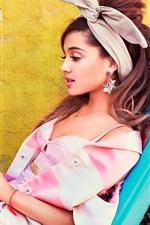 Preview iPhone wallpaper Ariana Grande 04