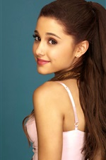 Preview iPhone wallpaper Ariana Grande 06