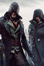 Assassins Creed: Syndicate, cidade, nevoeiro