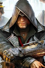 Preview iPhone wallpaper Assassin's Creed: Syndicate, conference