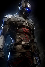 Preview iPhone wallpaper Batman: Arkham Knight, PC game