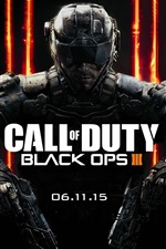 Preview iPhone wallpaper Call of Duty: Black Ops III