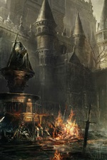 Preview iPhone wallpaper Dark Souls III