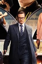 Preview iPhone wallpaper Kingsman: The Secret Service