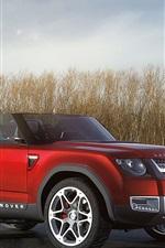 Conceito Land Rover carro