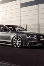 Preview iPhone wallpaper MTM Audi S8 Talladega car