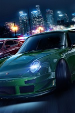 Preview iPhone wallpaper Need for Speed, 2015 game