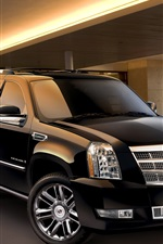 2014 Cadillac Escalade Platinum Edition Hybrid car
