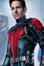 Preview iPhone wallpaper Ant-Man HD movie