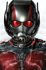 Preview iPhone wallpaper Ant-Man movie 2015