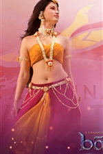 iPhone壁紙のプレビュー Baahubali:始まり、美しい少女