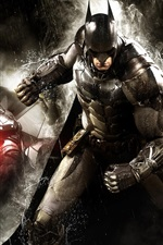 Batman: Arkham Knight, carruagem