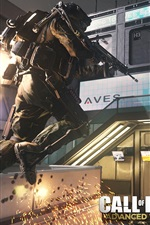 Call of Duty: Avançado guerra, luta feroz
