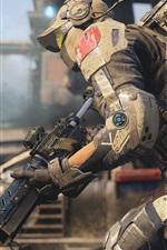 Call of Duty: Black Ops III, soldado