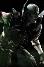 Preview iPhone wallpaper Mortal Kombat X, PC game
