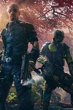 Preview iPhone wallpaper Shadow Warrior 2