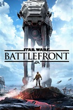 Preview iPhone wallpaper Star Wars: Battlefront