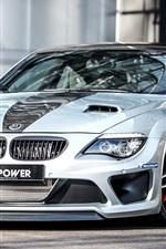 미리보기 iPhone 배경 화면 2015 G-전원 BMW M6 초차