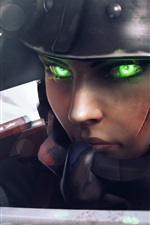 Preview iPhone wallpaper BioShock Infinite Elizabeth, PC game
