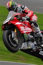 Motorcycle speed, racing, track
