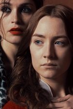 Preview iPhone wallpaper Saoirse Ronan, Gemma Arterton, Byzantium movie