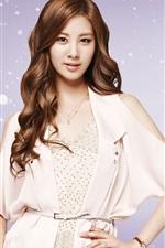 Preview iPhone wallpaper Girls Generation, Seohyun, Korea