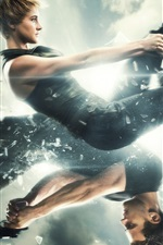 Divergente 2, Shailene Woodley, Theo James