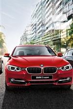 2015 BMW 3 series cars, F30 sedan