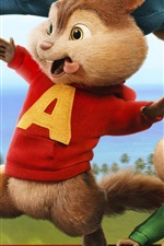 Alvin and the Chipmunks: The Road Chip, 2015 movie