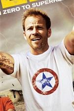 Preview iPhone wallpaper American Hero