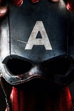 Preview iPhone wallpaper Captain America: Civil War