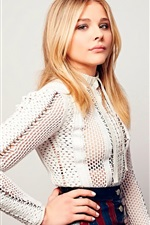 Preview iPhone wallpaper Chloe Grace Moretz 26
