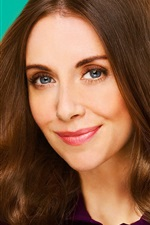 Preview iPhone wallpaper How to Be Single, Alison Brie